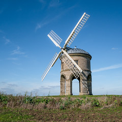 Chesterton Windmill (5) (Happy snappy nature) Tags: chestertonwindmill landscape beautiful bluesky greengrass field nature landmark england canon canon6d canon24105f4