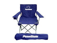 Penn State TailGate Folding Camping Chair