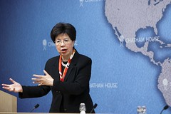 Margaret Chan (Chatham House, London) Tags: chathamhouse internationalrelations internationalaffairs royalinstituteofinternationalaffairs