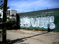 swerv lousy (Colonel_Custard) Tags: graffiti bay area lousy swerv