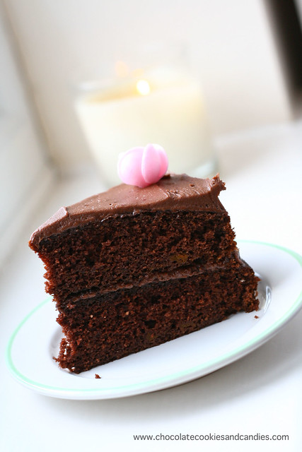 light chocolate cake2