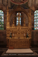 Cathedral Alter, Viborg (Appaz Photography ) Tags: city church canon denmark religious religion churches touristattraction attraction kirke jylland viborg beautifulplaces godshouse turistattraktion appazphotography