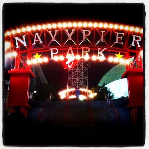 Navy Pier #bettertogether