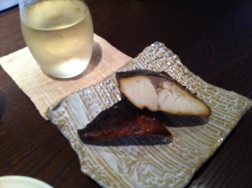 野餐(のあえ)鯖の薫製