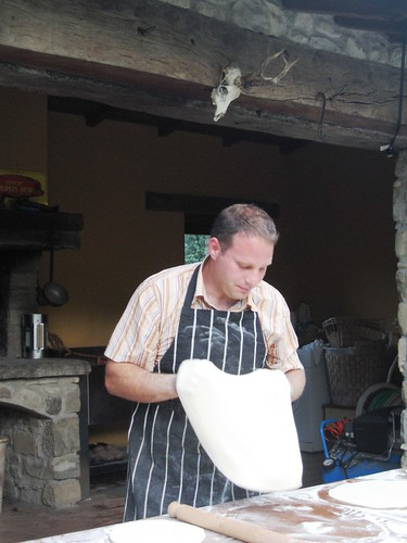 Pizza night at La Tavola Marche, chef: Jason Bartner