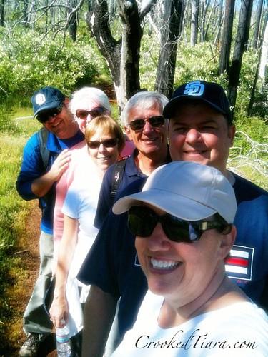Week 23 - Cuyamaca Birthday Hike by A!ison