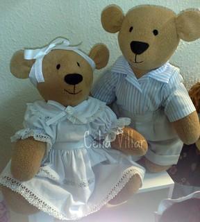 Casal Ursos