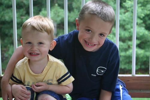 My boys :)