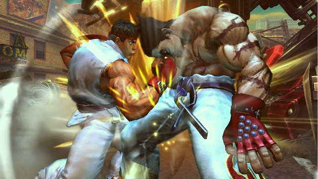 Street Fighter x Tekken -
