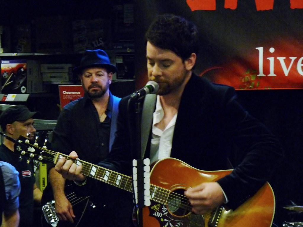 David Cook at Live At Best Buy, 6.28.11