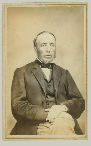 CDV man with suit