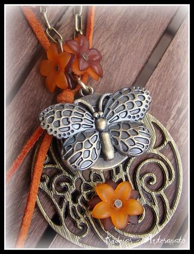 ♥ Butterfly Time ♥ by kideias - Artesanato