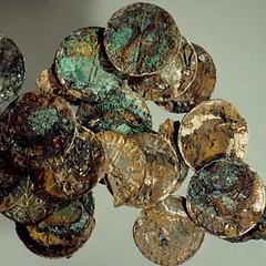 Abergavenny hoard coins