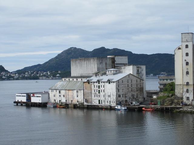 Bergen town