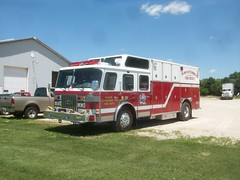 Little Rock Fox Rescue 371 (ZakOvermyer) Tags: rescue rock fire little fox 371 squad department eone