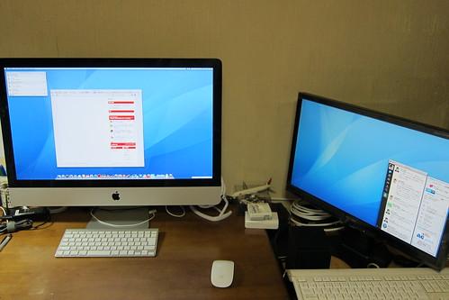 Mac Dual Monitor