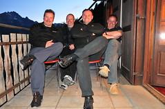 i quattro avventuristi (rmh2008) Tags: men amici selbstportrait freunde hommes mnner selfie uomini selbstauslser glialpifrancesi