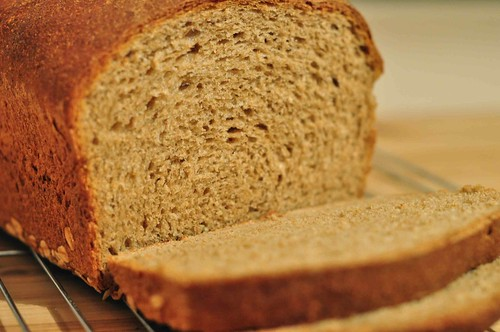 Best Wholewheat Bread