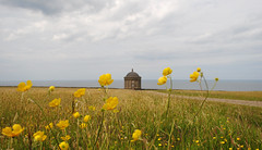 Mussenden Temple in summer (Sarah Cowan's mix of photo love) Tags: downhill northernireland ourdailychallenge mussendentempleireland