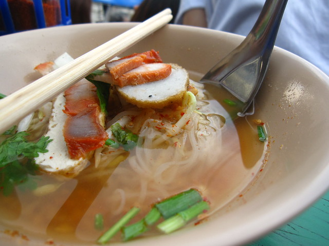 Kuay Teow Tom Yum