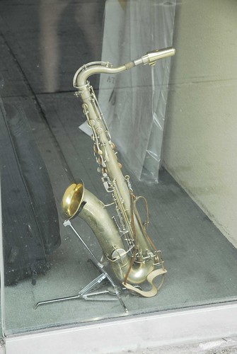 Sax in the Street
