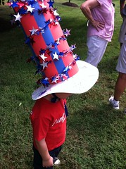 Festive Hat for the 4th