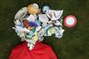 The shards of my life (Petra van der Put) Tags: hole head petra stilleven gras van engel portret der bord kop put scherven kerststal servies schotel minderhout artep petravanderput