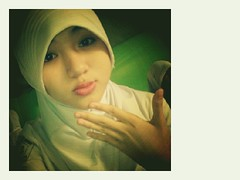 jilbab manis (adefCF) Tags: manis tudung cantik jilbab kerudung