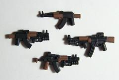 AK-47 Heaven (Silenced_pp7) Tags: brick arms lego citadel warriors grenade ak47 launcher gl gp30 brickarms stg44 brickwarriors ak47gl