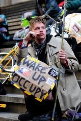 despierta (espacio de esperanza) Tags: nyc newyorkcity nypd financialdistrict raid eviction a16 ows april16th occupywallstreet occupywallst