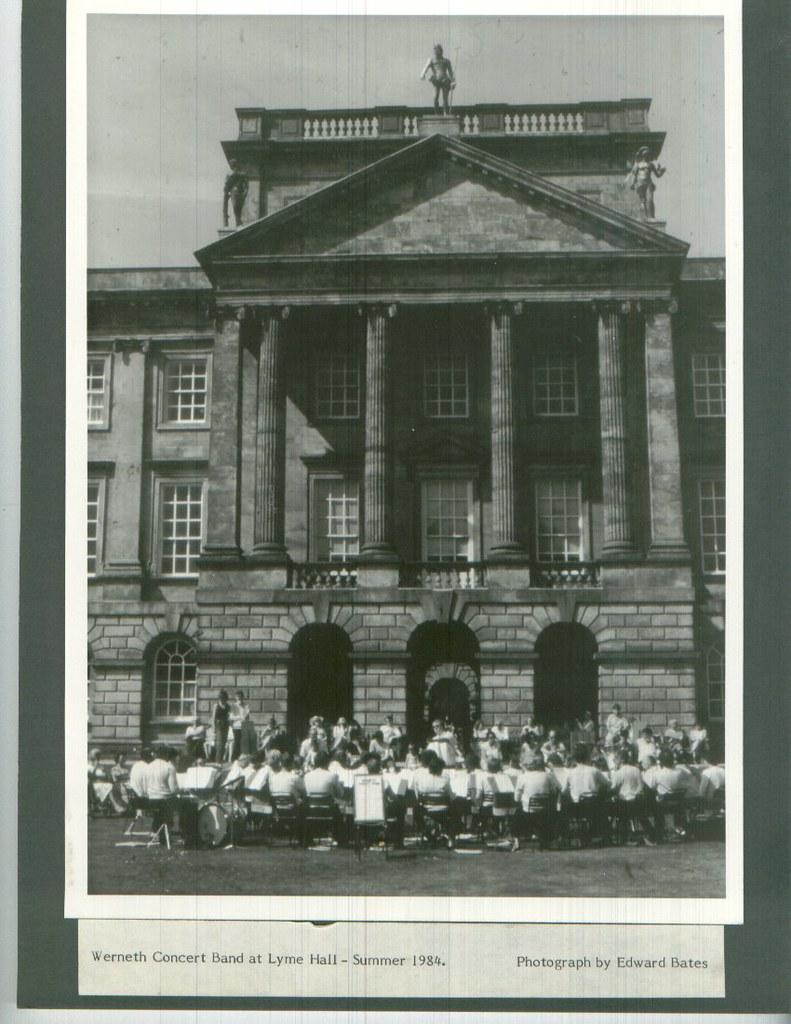 Lyme Hall Nov 1984