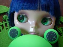 BADM - Day 4 ~ Green