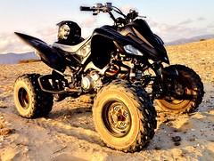 Yamaha Raptor 700R SE