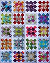 All Granny Squares I made (by niveas) Tags:
