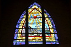 Sint-Theresiakapel, Middelkerke (Erf-goed.be) Tags: geotagged westvlaanderen kerk middelkerke kapel archeonet geo:lat=511838 sinttheresiakapel geo:lon=28067 zomerkerk
