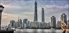 (scrapping61) Tags: china city river boat cityscape shanghai legacy sincity 2014 dockbay e