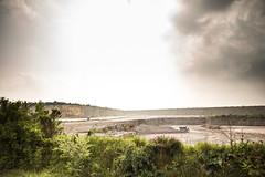 Steinbruch (zitronenkojote) Tags: industry nature landscape natur landschaft arbeit stein industrie kollegen mythos steinbruch geseke kreissoest zitronenkojote wwwzitronenkojotewordpresscom