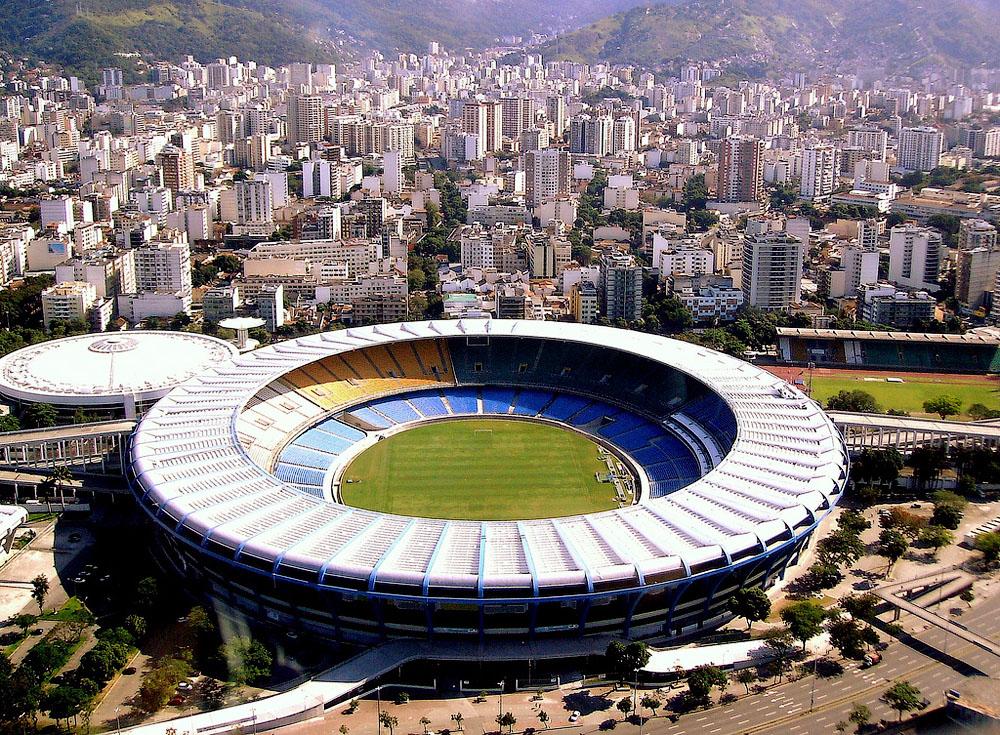Бразильские города ЧМ 2014