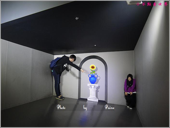 首爾 弘大 3D Trick Eye Museum 트릭아이미술관