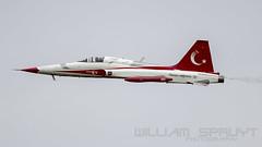 Turkish Stars F-5A 3046 (william.spruyt) Tags: klu rnlaf leeuwarden opendagen turkishstars f5 fighter jet