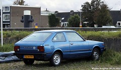 Datsun Cherry 1979 (XBXG) Tags: fl14ph datsun cherry 1979 datsuncherry waddinxveen nederland holland netherlands paysbas vintage old classic japanese car auto automobile voiture ancienne japonaise japan japon asiatique