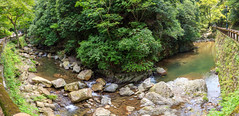 Dans l'angle (StephanExposE) Tags: japon japan japonais asia asie stephanexpose osaka minoh montagne mountain nature arbre tree canon 600d 1635mm 1635mmf28liiusm eau water riviere river panorama