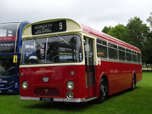 Devon General AEC Reliance 9 RDV