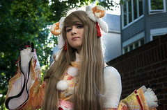 Kotori-10 (YGKphoto) Tags: anime convention cosplay costume kotori lovelive metacon minneapolis minnesota downtown sheep videogames