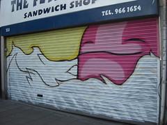 CIMG1404 (BS3Rob) Tags: roof skyline bristol graffiti bedminster urbanart ashton shopfront spraycan northstreet southville artfestival bs3 southbristol upfest