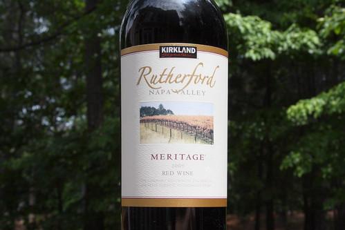 Kirkland 2009 Rutherford Meritage