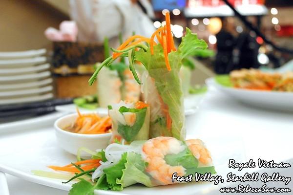 Royale Vietnam - Feast, Starhill Gallery-02