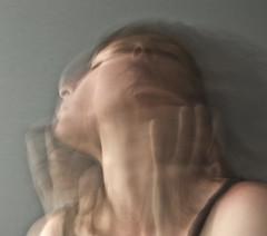 (pixOlga) Tags: selfportrait motion blur sliderssunday