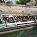 À Paris, la Seine est traversée par 37 ponts dont 4 passerelles accessibles uniquement aux piétons
