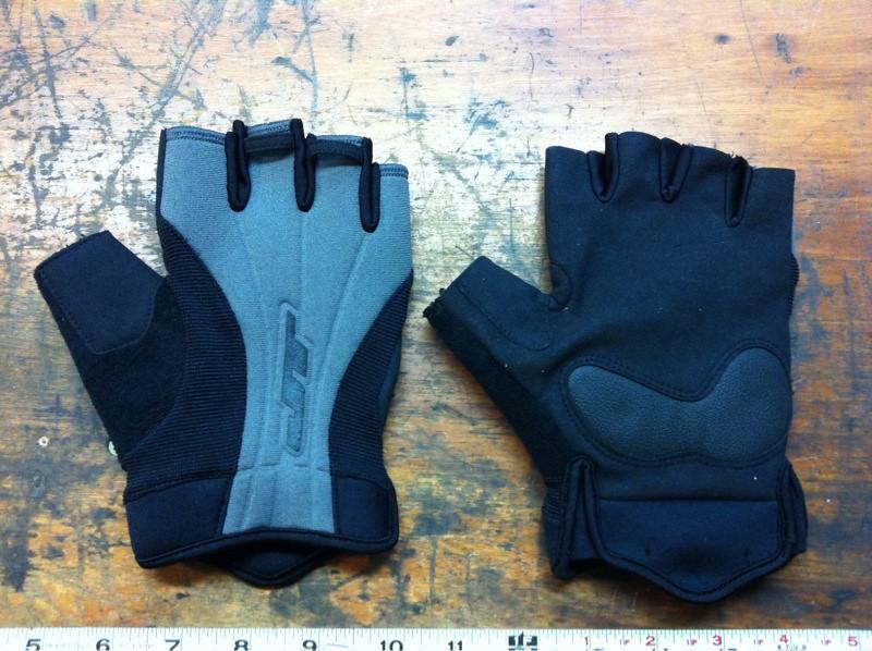 New bike gloves.